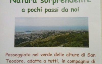 Escursione sulle alture genovesi con Mario Calbi