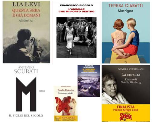 I consigli di lettura di UniAuser. Quale libro sarà eletto miglior romanzo?